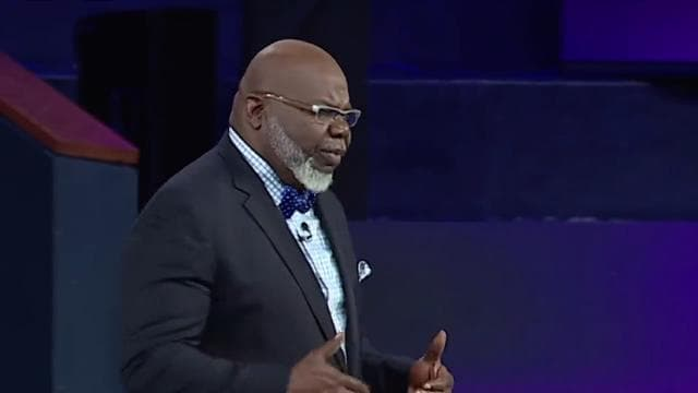 TD Jakes - A War Between Two Worlds