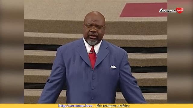 TD Jakes - A Mind Thing