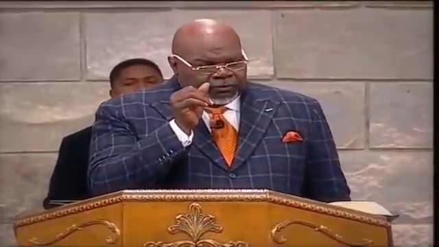 TD Jakes - And Ye Shall Have It