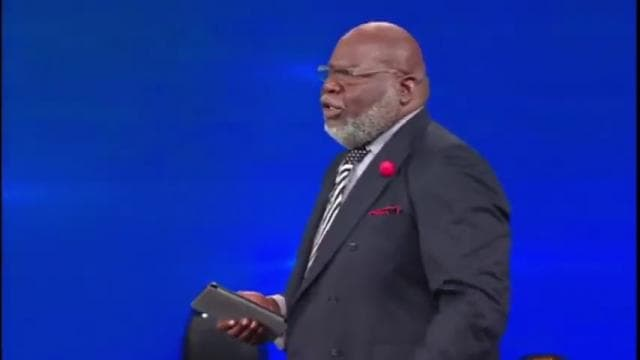 TD Jakes - Are You All In?