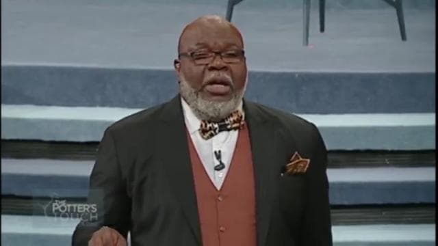 TD Jakes - Check You to Bless You
