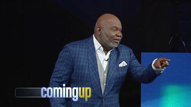TD Jakes - Cheering You On