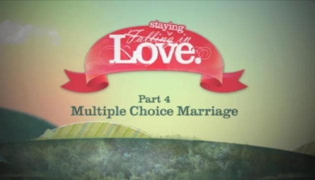 Andy Stanley - Multiple Choice Marriage