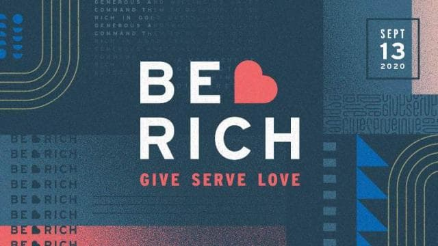 Andy Stanley - Be Rich 2020
