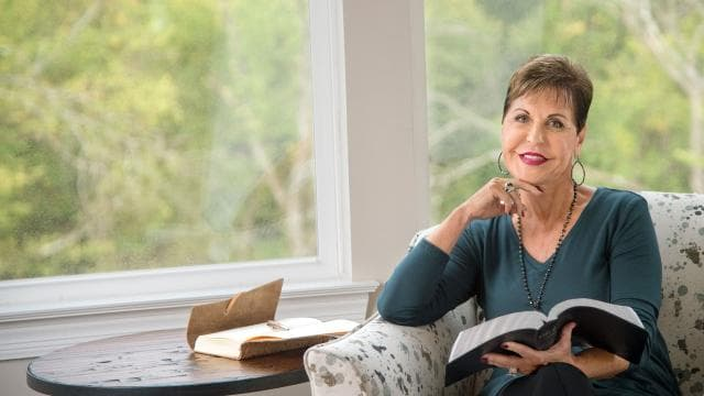 Joyce Meyer - Doing Life with God - Part 1