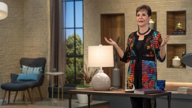 Joyce Meyer - Be Patient with Yourself - Part 1