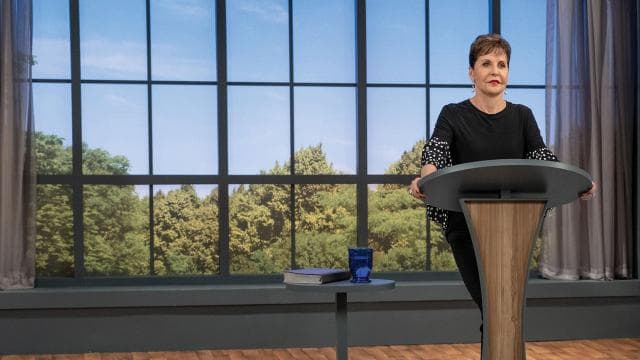 Joyce Meyer - The Power of Choice