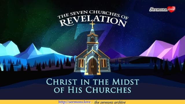 David Jeremiah - Christ in the Midst of His Churches