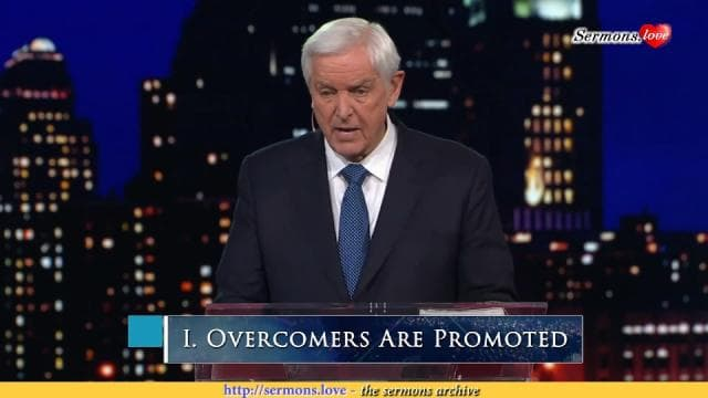 David Jeremiah - Daniel: Overcoming the Lion's Den