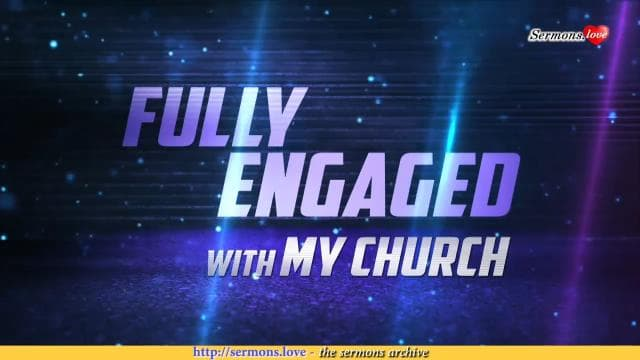 David Jeremiah - Fully Engaged With My Church