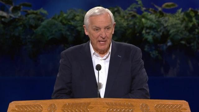 David Jeremiah - Covidian Worry