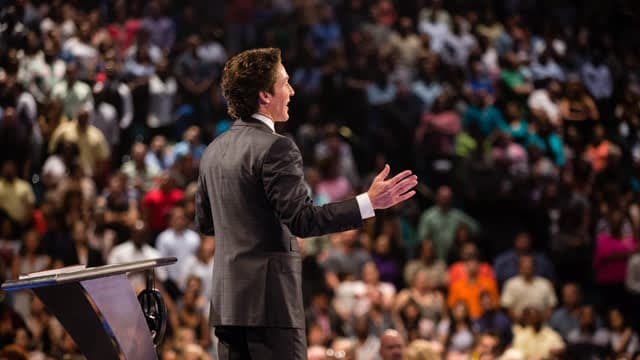 Joel Osteen - A No-Stick Anointing