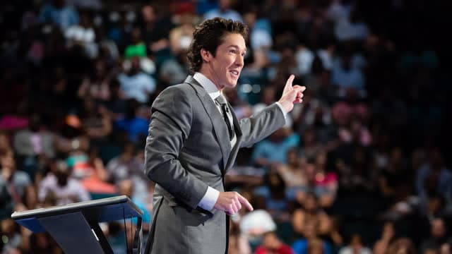 Joel Osteen - A Shift Is Coming