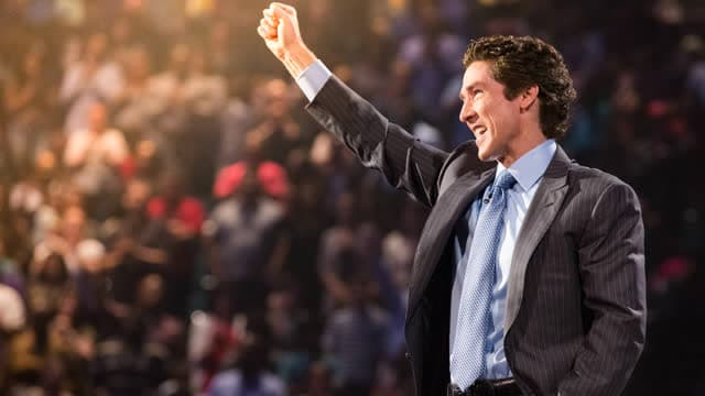 Joel Osteen - Don't Fuel The Fire