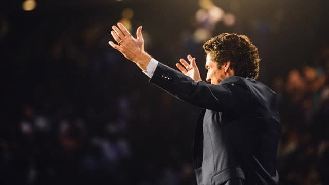 Joel Osteen - Activate the Right Genes