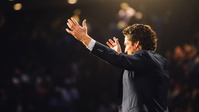 Joel Osteen - Be Good to People