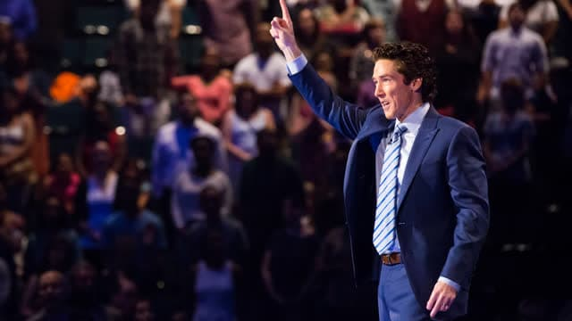 Joel Osteen - Pass the Small Tests