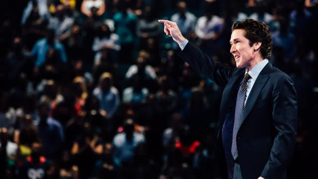 Joel Osteen - Take Control Of Your Happiness