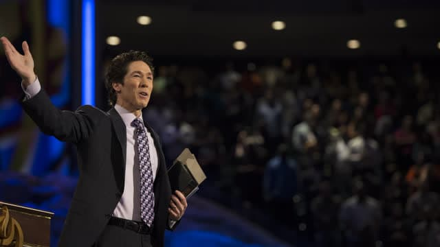 Joel Osteen - You Can Handle It