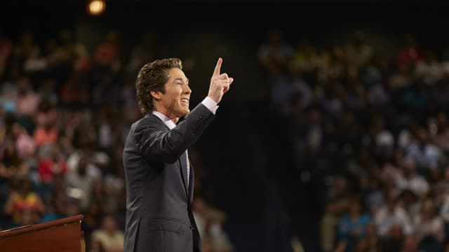 Joel Osteen - Have A Spirit Of Honor