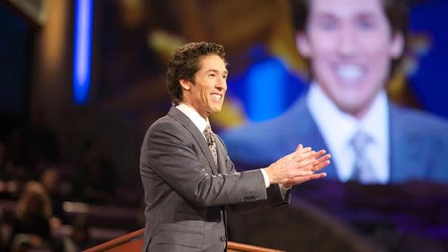 Joel Osteen - One More Time