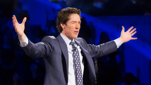 Joel Osteen - Showing Honor