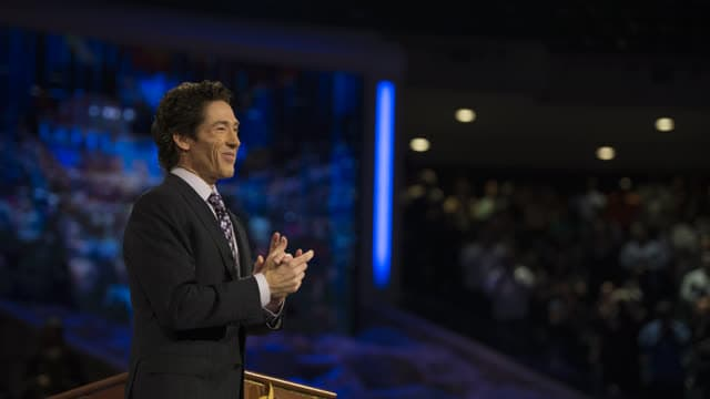 Joel Osteen - Strategically Ordered Steps