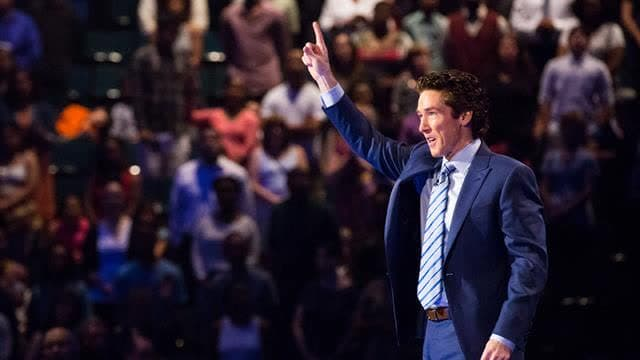 Joel Osteen - Meditating on What God Says
