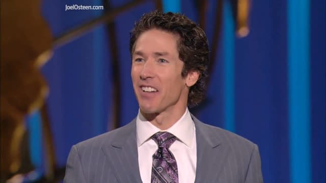 Joel Osteen - God Loves Imperfect People