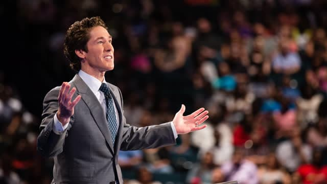 Joel Osteen - Stay Open For Change