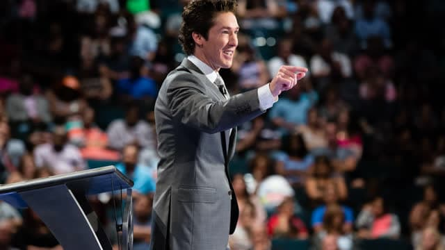 Joel Osteen - You Are A No-Lack Person