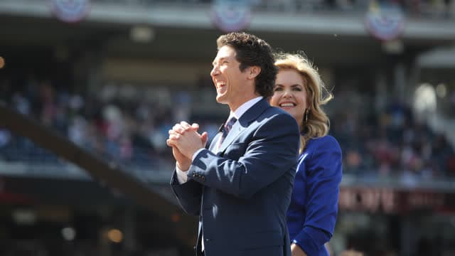 Joel Osteen - God's Purpose Will Come To Pass