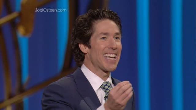 Joel Osteen - Grace Is Looking For You