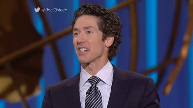 Joel Osteen - Serve One Another