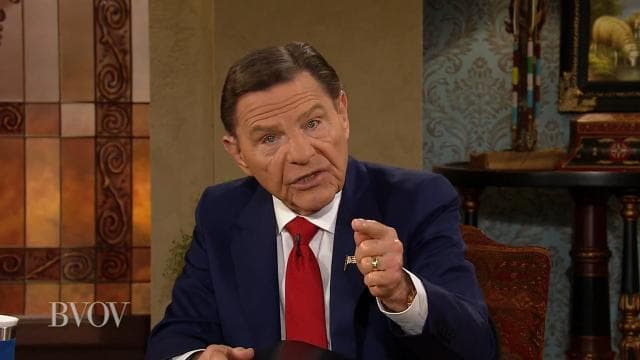 Kenneth Copeland - The Trump Prophecies