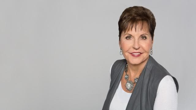 Joyce Meyer - I Will Not Fear - Part 1