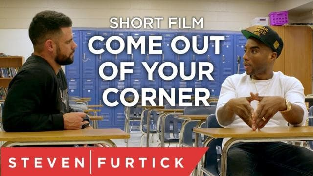 Steven Furtick - Come Out of Your Corner