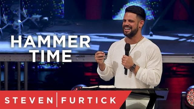 Steven Furtick - Hammer Time