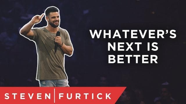 Steven Furtick - He's Doing a New Thing