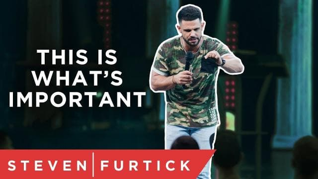 Steven Furtick - It's About How You Get There