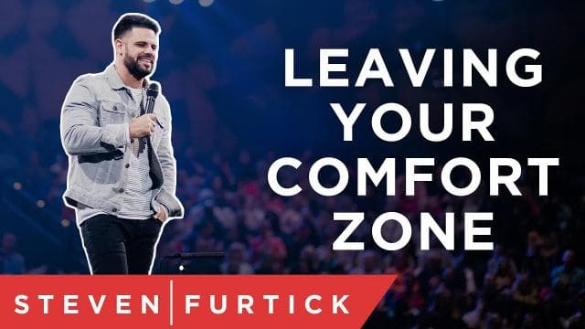 Steven Furtick - Leave Your Comfort, Find Your Calling