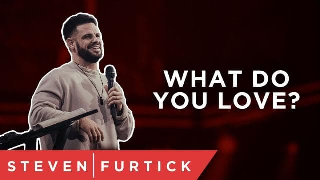 Steven Furtick - Don't Walk Away From What You Love