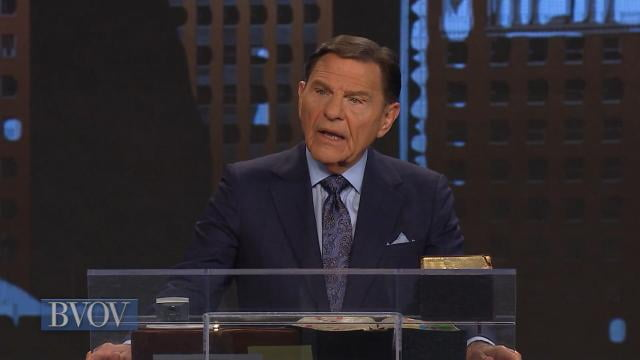 Kenneth Copeland - Be a Believer in Healing First