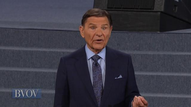 Kenneth Copeland - Healing and Forgiveness Are Connected