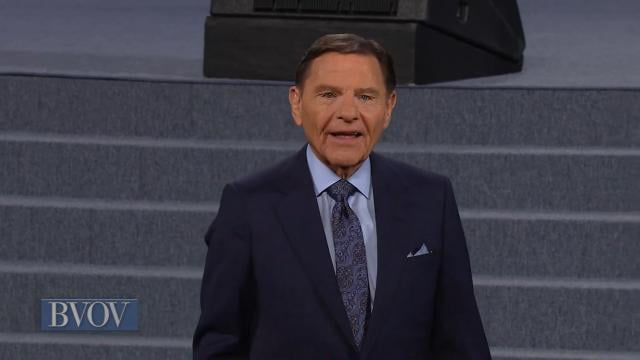 Kenneth Copeland - Jesus Came to Teach, Preach and Heal
