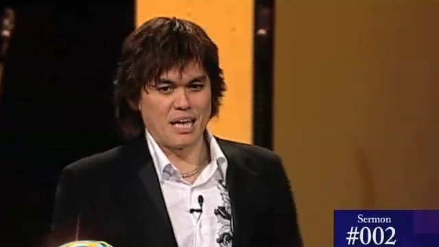 #002 Joseph Prince - Jesus' Gift Of Righteousness Has Made You An Heir