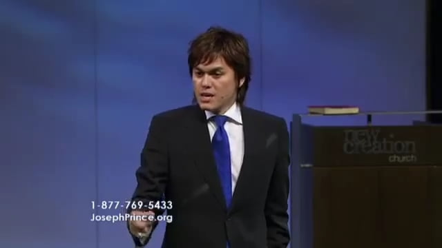 #102 Joseph Prince - The Hand Of God (Elohim) Versus The Heart Of The Lord (Yahweh)