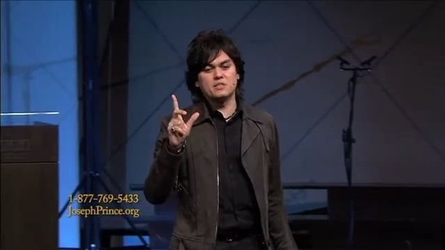 #129 Joseph Prince - The Beauty of Christ in the High Priest's Ephod