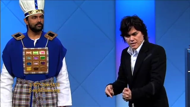 #131 Joseph Prince - The Blue Robe And The Perfection Of Jesus' Finished Work