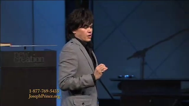 #142 Joseph Prince - Put The Amazing Back Into Grace